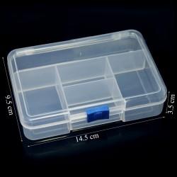 Plastic Storage Box (Small)