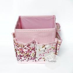 Small Foldable Storage - Pink
