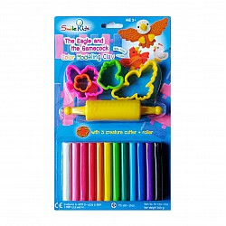 Modelling Clay Dough Set (RVCMT-02)