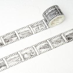 Vintage Film - Japanese Washi Tape