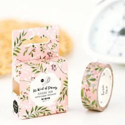 Leaves - Japanese Washi Tape