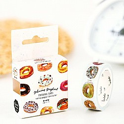 Delicious Donuts - Japanese Washi Tape