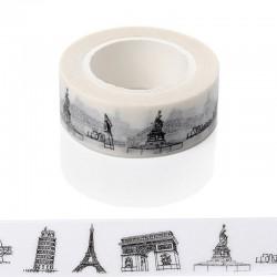 Sketchy Travel - Japanese Washi Tape