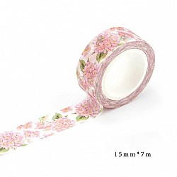 Wild Pink orchids - Japanese Washi Tape