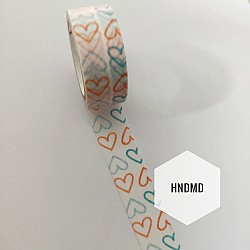 Sketchy Hearts Washi Tape