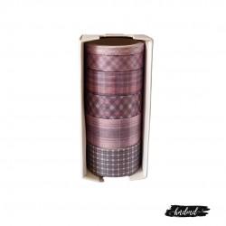 Grid Washi Tape - Design 6