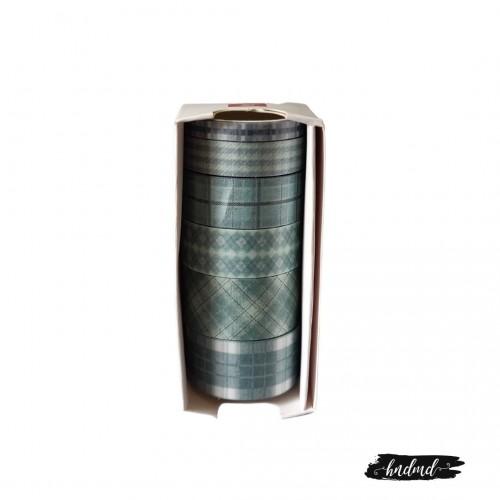 Grid Washi Tape - Design 3