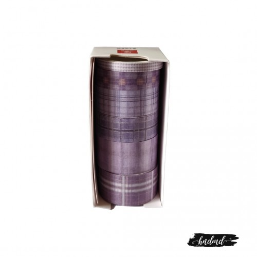 Grid Washi Tape - Design 5