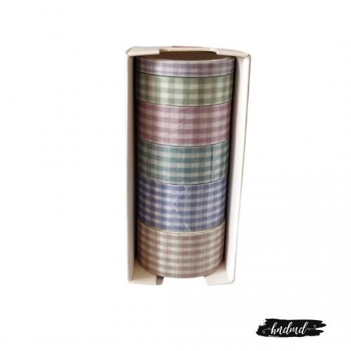 Grid Washi Tape - Design 10