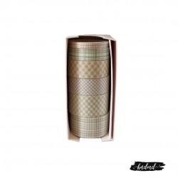 Grid Washi Tape - Design 9