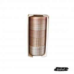 Grid Washi Tape - Design 12