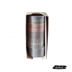 Grid Washi Tape - Design 8