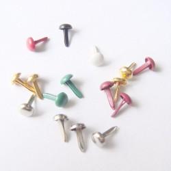 Small Multicolor Brads