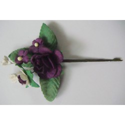 A bouquet of flowers- Purple (Pack of 5 bouquets)