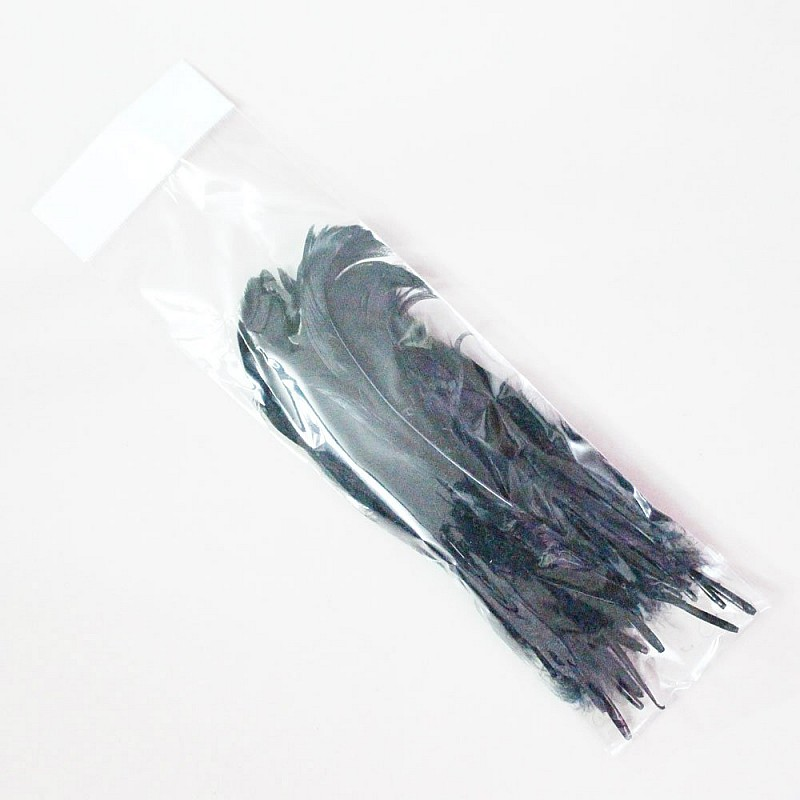 Buy artificial feathers black online in india at best for Synthetic feathers for crafts
