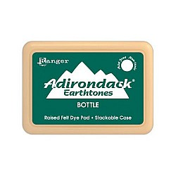 Adirondack Dye Ink Pad Earthtones - Bottle