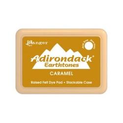 Adirondack Dye Ink Pad Earthtones - Caramel