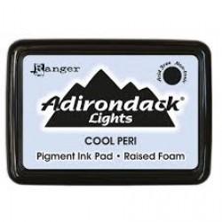 Adirondack Pigment Ink Pad Lights - Cool Peri