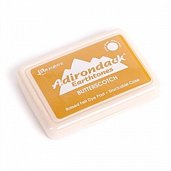 Adirondack Dye Ink Pad Earthtones - Butterscotch