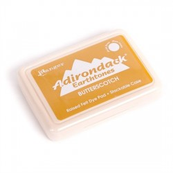 Adirondack Dye Ink Pad Earthtones - Butterscotch
