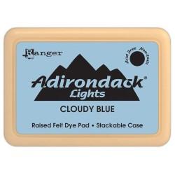 Adirondack Dye Ink Pad Lights - Cloudy Blue