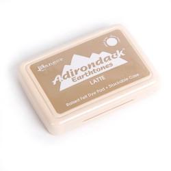 Adirondack Dye Ink Pad Earthtones - Latte