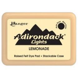Adirondack Dye Ink Pad Lights - Lemonade