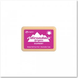 Adirondack Dye Ink Pad Brights - Raspberry