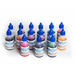 HS Alcohol Inks (Set of 15 Basic Colors)