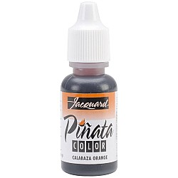 Jacquard Pinata Color Alcohol Ink .5oz - Calabaza Orange