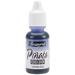 Jacquard Pinata Color Alcohol Ink .5oz - Sapphire Blue
