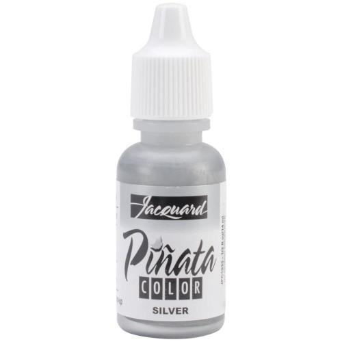 Jacquard Pinata Color Alcohol Ink .5oz - Silver