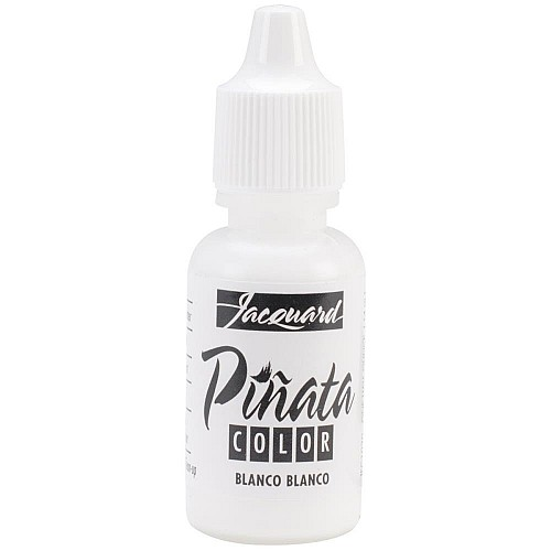 Jacquard Pinata Color Alcohol Ink .5oz - Bianco White