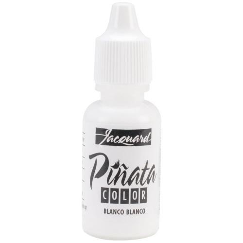 Jacquard Pinata Color Alcohol Ink .5oz - Blanco White