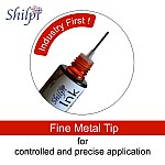Shilpi Alcohol Inks 15 ml - Clay Pot