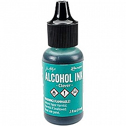 Tim Holtz Alcohol Ink .5oz - Clover