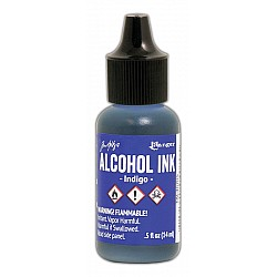 Tim Holtz Alcohol Ink .5oz - Indigo