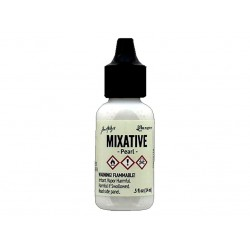 Tim Holtz Alcohol Ink Metallic Mixatives - Pearl