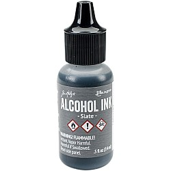 Tim Holtz Alcohol Ink .5oz - Slate