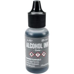 Tim Holtz Alcohol Ink .5oz - Slate