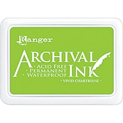 Vivid Chartreuse - Archival Ink Pad