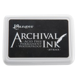 Jet Black - Archival Ink Pad