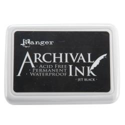 Jet Black - Archival Ink Pad