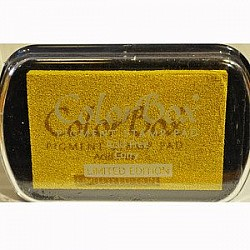 ColorBox Pigment Ink Pad - Curry