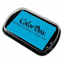 ColorBox Pigment Ink Pad - Cyan