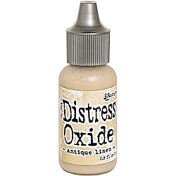 Tim Holtz Distress Oxides Reinker -  Antique Linen