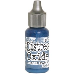 Tim Holtz Distress Oxides Reinker - Faded Jeans