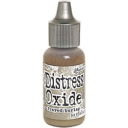 Tim Holtz Distress Oxides Reinker -  Frayed Burlap