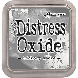 Tim Holtz Distress Oxides  - Hickory Smoke