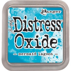 Tim Holtz Distress Oxides  -  Mermaid Lagoon
